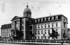 Misericordia Hospital c 1910