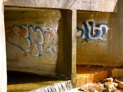 Sucks Tagged Graffiti Creative Cover Photo