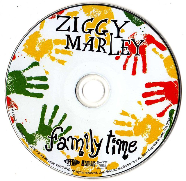 ziggy marley family timeZiggy Marley Family Time