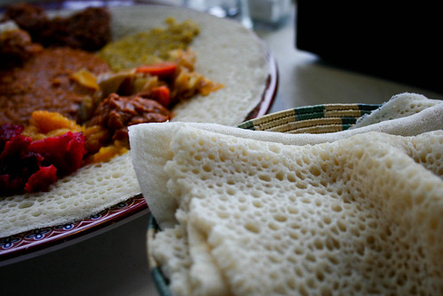 ethiopian food by aaaaavry