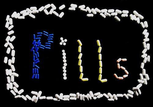 PILLS ~ Spelled with Pills ~ Take 2 and Call Me in the Morning