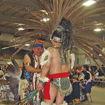 46 ~ Milwaukee, Wisconsin, Pow Wow, March 2010