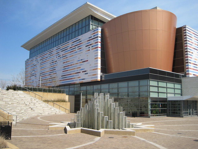 Muhammad Ali Center by CC user local_louisville on Flickr