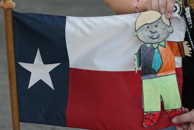 Flat Stanley visits South Texas