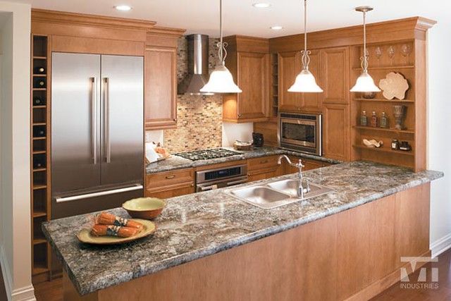 Kitchen Countertop Materials Formica : VT Industries - Formica 180fx Antique Mascarello Laminate ? Flickr ...
