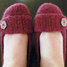 Felted Crochet Slippers
