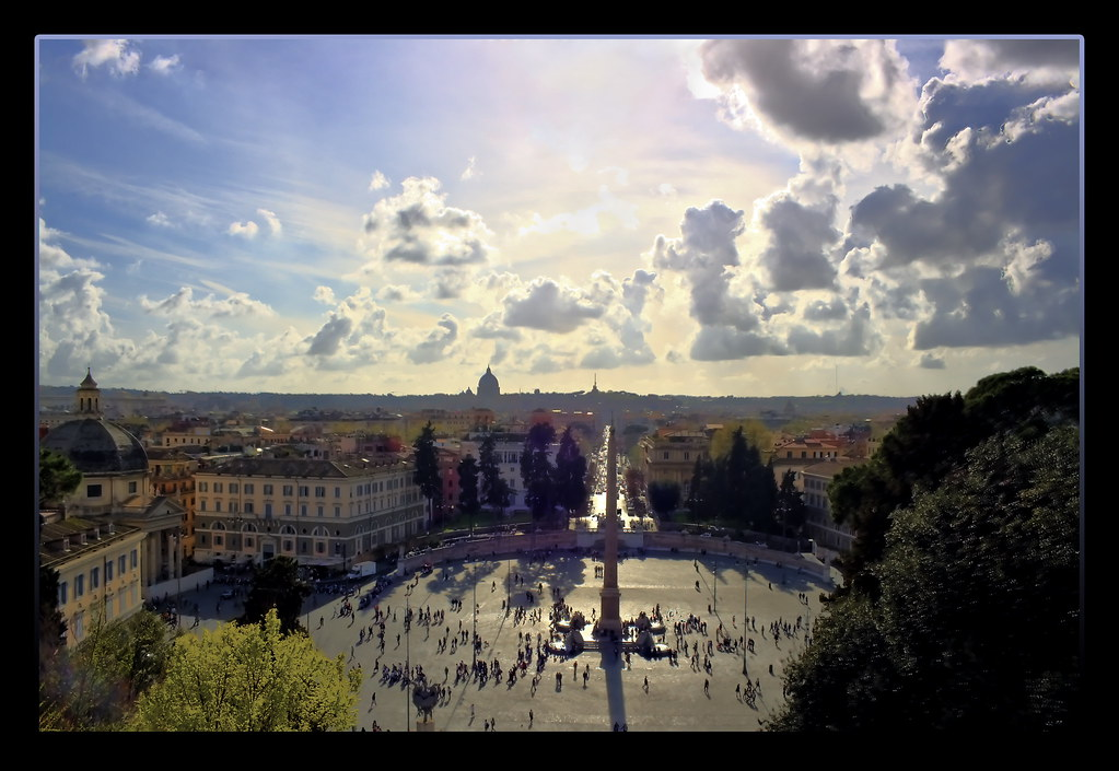 Views of Rome - Italy