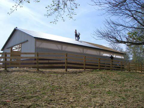 36 x 60 x 10 diy horse pole barn flickr photo sharing for 24x36 pole barn