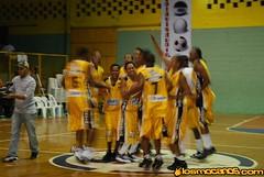 1er Juego Baloncesto Superior 2010