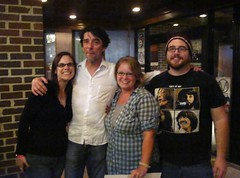 Us with Mike Cooley