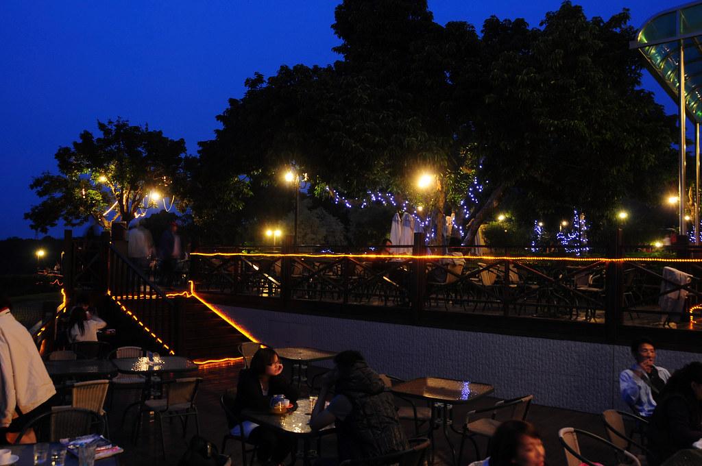 銀河鐵道景觀餐廳