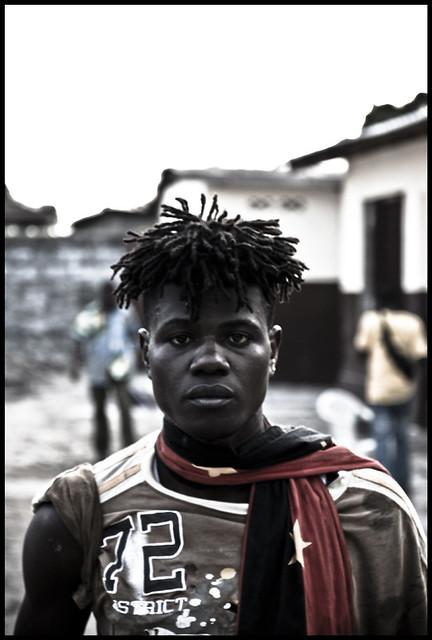 CONGO-ANGOLA, Pointe-Noire