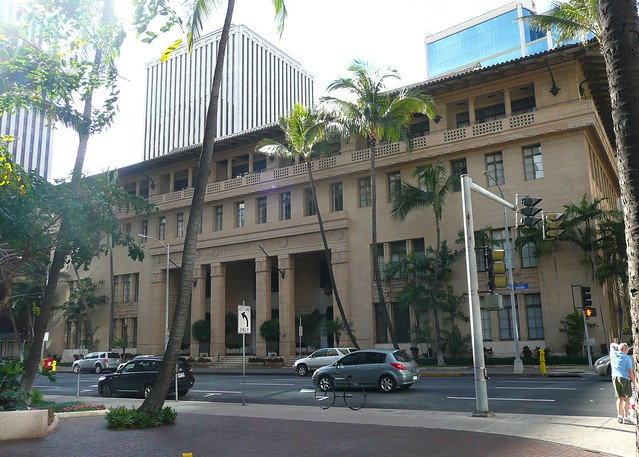 alexander and baldwin building honolulu