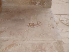 Graffiti at Deir el-Bahri (XVIII)