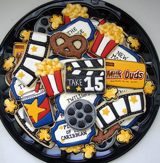 Night at The Movies Platter