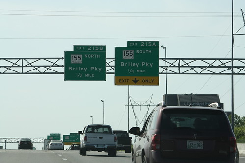 2010 vacation nashville tennessee interstate40 signs tn155 brileyparkway i40 canonxsi 500views