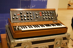 Minimoog model D c. 1970