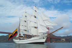 sail, sailboat, sailing ship, schooner, vehicle, ship, windjammer, training ship, full-rigged ship, mast, carrack, galeas, barquentine, manila galleon, sloop-of-war, tall ship, watercraft, boat, barque, brig,