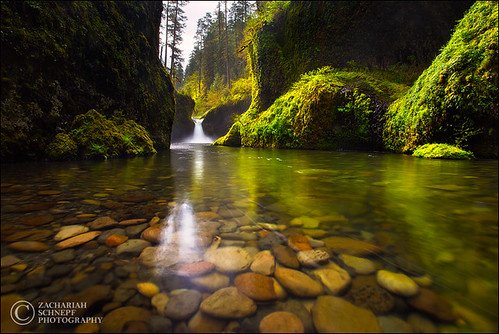 Good Old Punch Bowl Falls