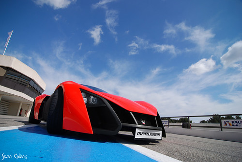 Orange Frenzy - Marussia B2