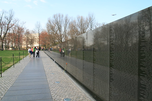 Vietnam Wall : Vietnam War Memorial Wall  Flickr - Photo Sharing!