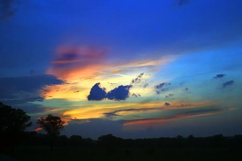 county chris sunset night photography nikon kaskel cloudy maryland carroll d5000