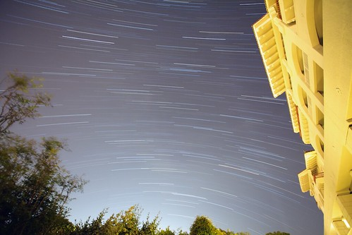 Star Trails from Hotel Shilla Jeju | by albireoproject