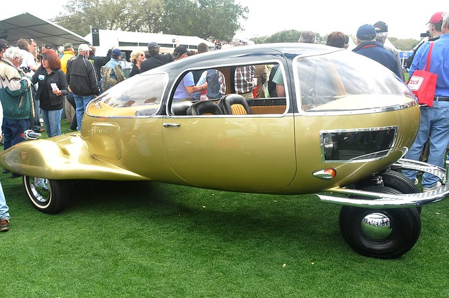 1969 Fascination Prototype at Amelia Island 2010