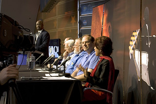 #SDO First Light Press Conference-Science Panel