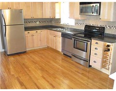 cuisine classique(0.0), food(0.0), floor(1.0), kitchen(1.0), countertop(1.0), wood(1.0), room(1.0), property(1.0), wood stain(1.0), laminate flooring(1.0), wood flooring(1.0), real estate(1.0), hardwood(1.0), cabinetry(1.0), flooring(1.0),