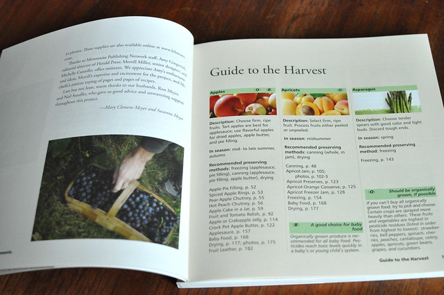 guide to the harvest