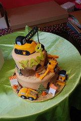 construction cake wisconsin