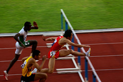 athletics, track and field athletics, 110 metres hurdles, championship, obstacle race, 100 metres hurdles, sports, hurdle, heptathlon, hurdling, athlete,