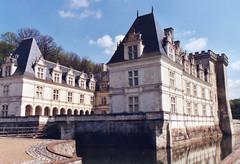 2002.04 PAYS DE LOIRE - Château de VILLANDRY