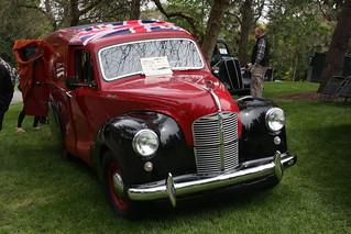 1951 Austin A40 Van