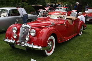 1948 Riley RMC