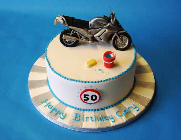 Speed Limit Cake