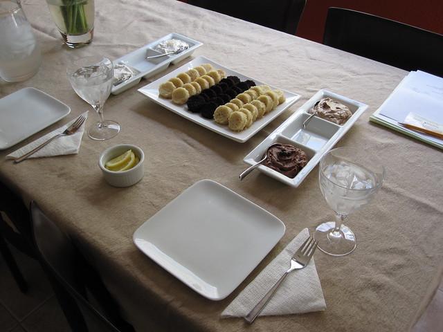 Vegan Wedding Cake Tasting