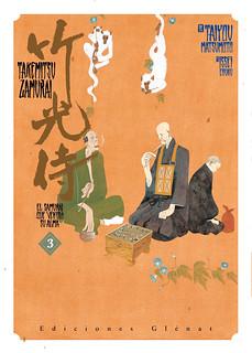 Takemitsu Zamurái. El samurái que vendió su alma - Vol. 3