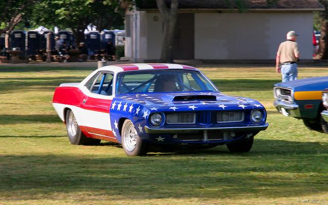 carros nos EUA