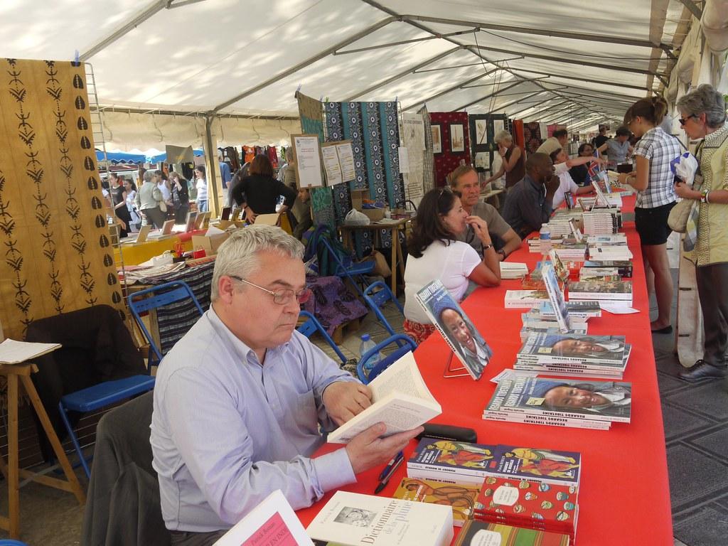 related image - Comédie du Livre 2010 - Vue d'ensemble - P1380925