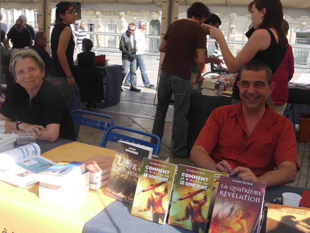 related image - Comédie du Livre 2010 - Vue d'ensemble - P1380959