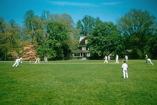 Haverford College - Cricket (1956)