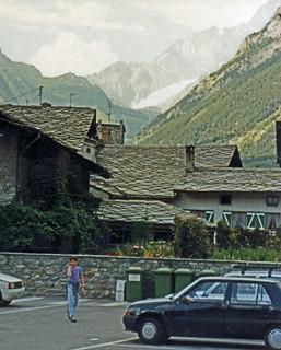 John, Val d'Aosta, Italy, 1987