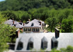 Harper's Ferry Tilt-Shift