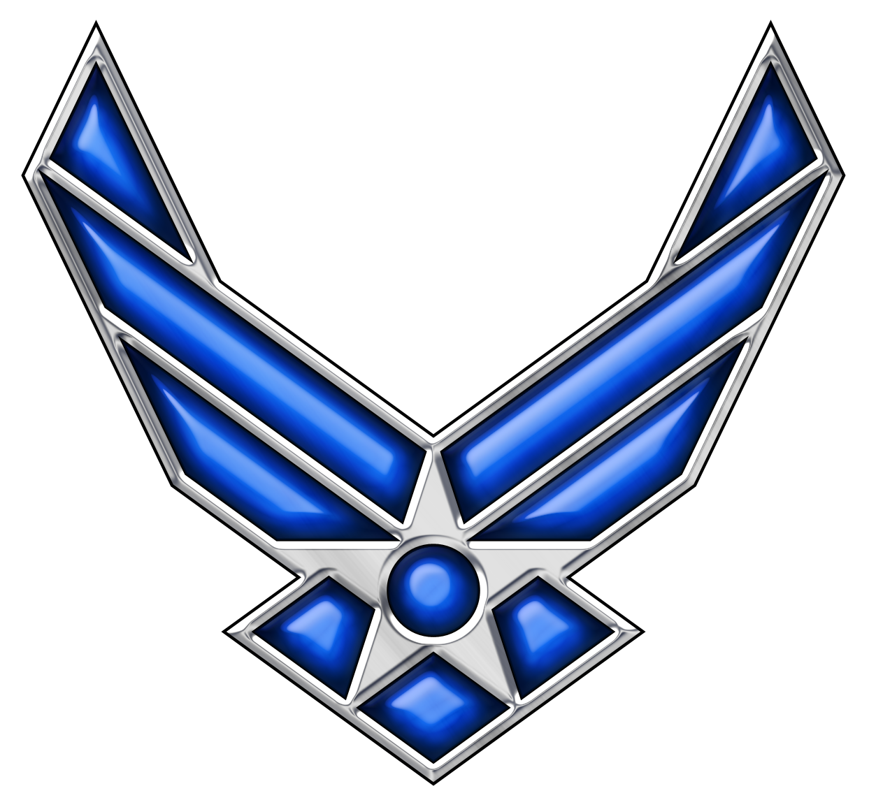 Air Force Logo Clip Art Pictures to Pin on Pinterest ...