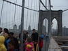 The 6-7s visit the Brooklyn Bridge