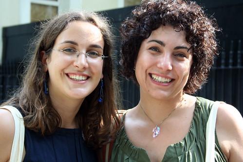 Giulia e Jasmine a FBC