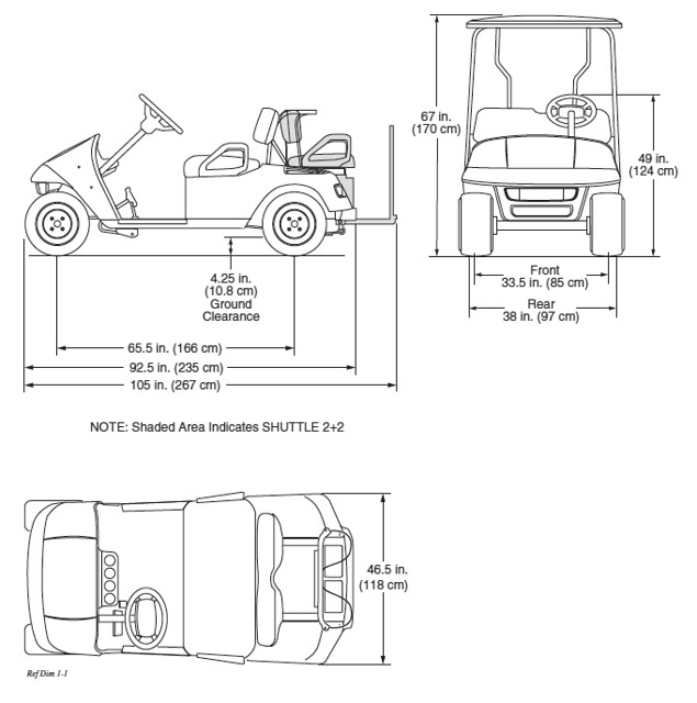 Download Ez Go Golf Cart Manual 6835214 on wiring diagram for 1985 club car