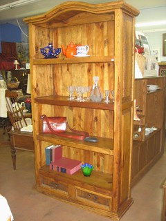 SOLD: Rustic Mexican shelf